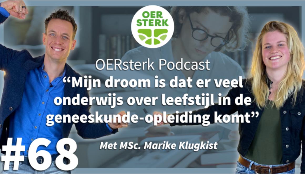 OERsterk de Podcast_Marike